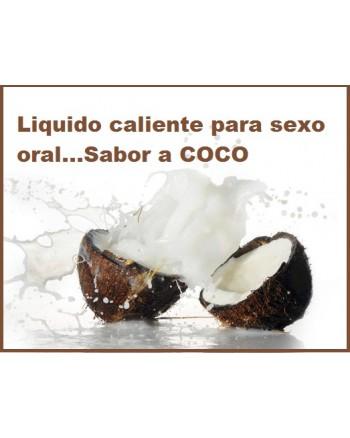 CALIENTE SABOR A COCO